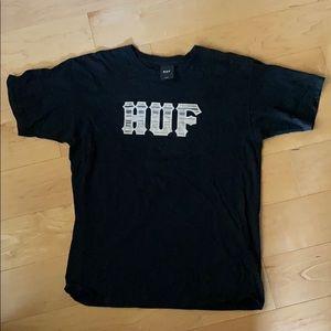 HUF t-shirt size medium